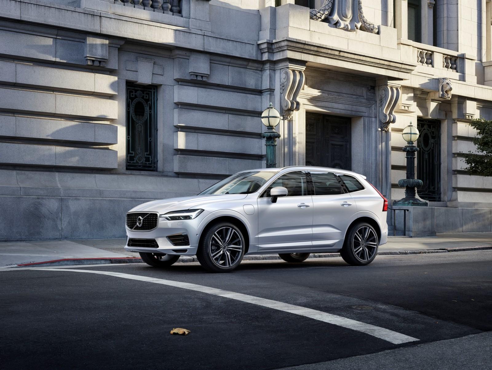 Photo de Volvo présente son nouveau XC60