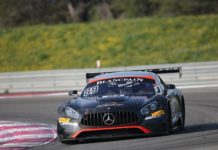 MOTORSPORT : BLANCPAIN GT SERIES - TEST DAYS - PAUL RICARD (FRA) 03/12-14/2017