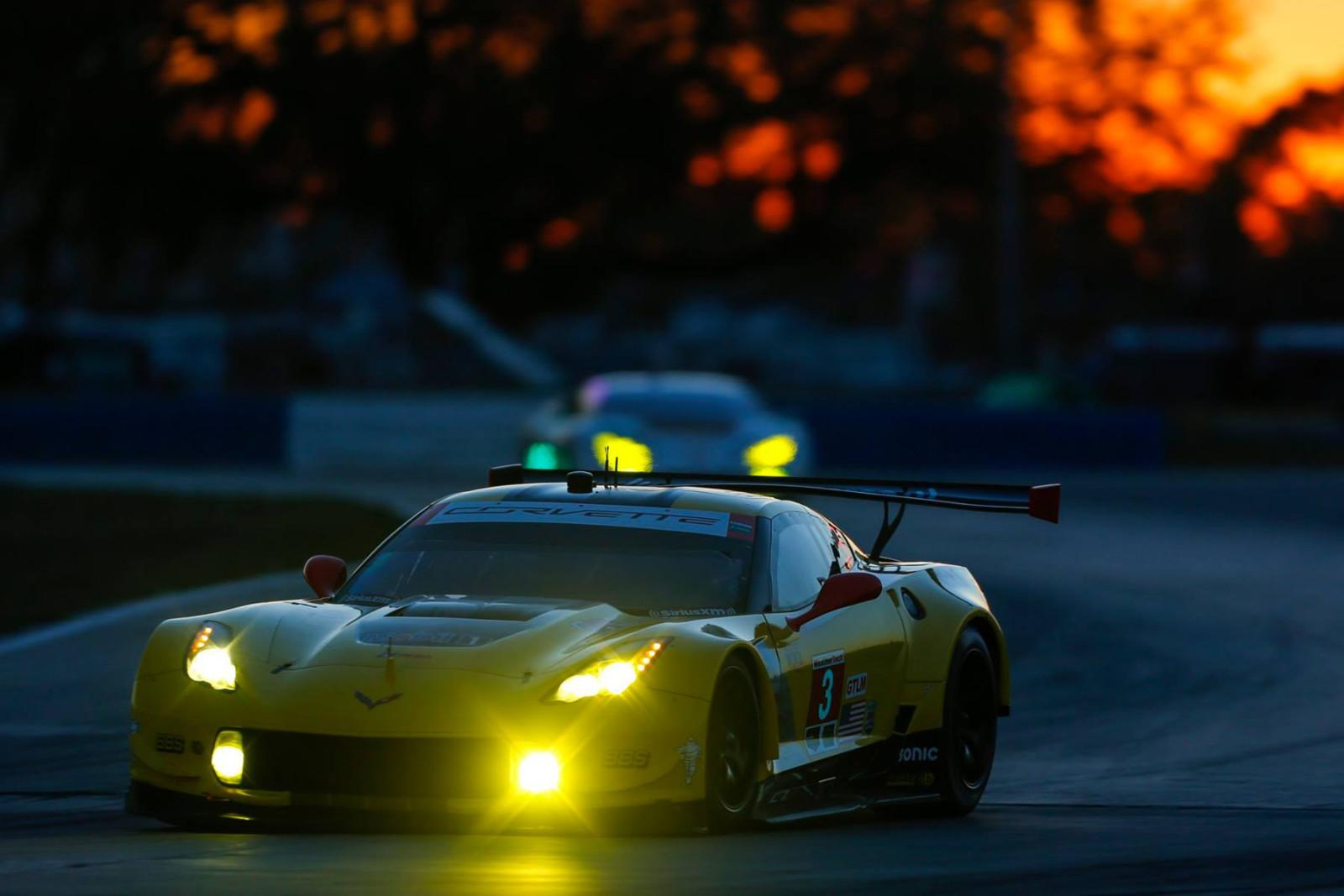 Corvette win Sebring - Wayne Taylor Racing offre Sebring à Cadillac, Corvette et Riley Motorsports victorieux en GT