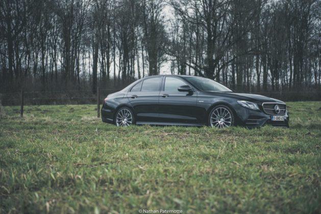 mercedes classe e 4 amg 01 629x420 - Essai : Mercedes-AMG E 43 4Matic