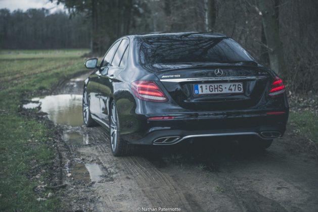 mercedes classe e 4 amg 03 629x420 - Essai : Mercedes-AMG E 43 4Matic