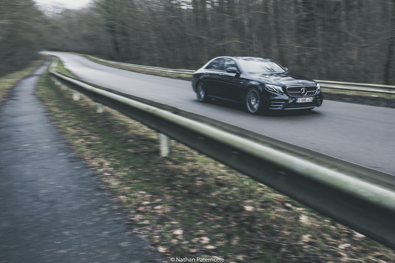mercedes classe e 4 amg 06 - Essai : Mercedes-AMG E 43 4Matic