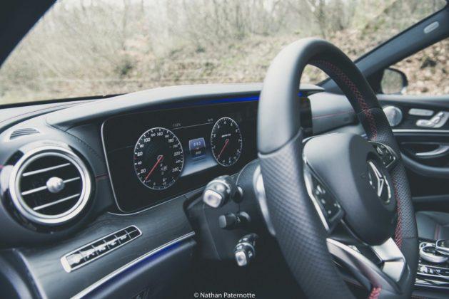 mercedes classe e 4 amg 07 629x420 - Essai : Mercedes-AMG E 43 4Matic
