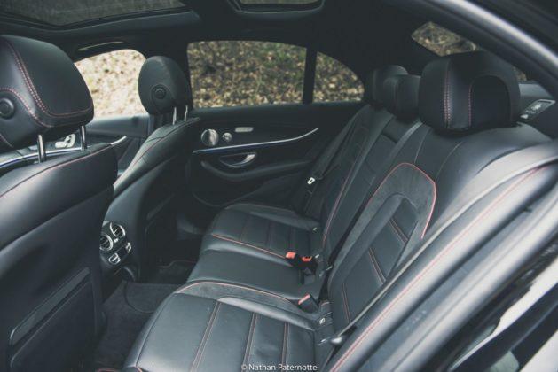 mercedes classe e 4 amg 10 629x420 - Essai : Mercedes-AMG E 43 4Matic