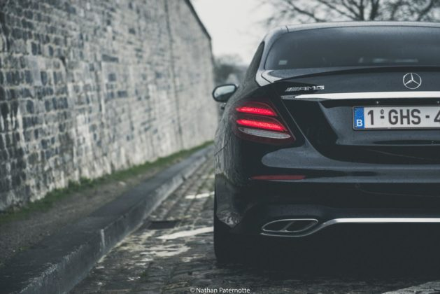 mercedes classe e 4 amg 12 629x420 - Essai : Mercedes-AMG E 43 4Matic