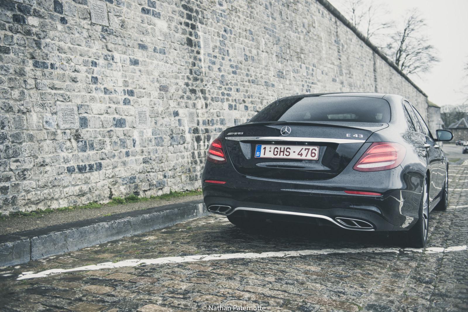 mercedes classe e 4 amg 13 - Essai : Mercedes-AMG E 43 4Matic