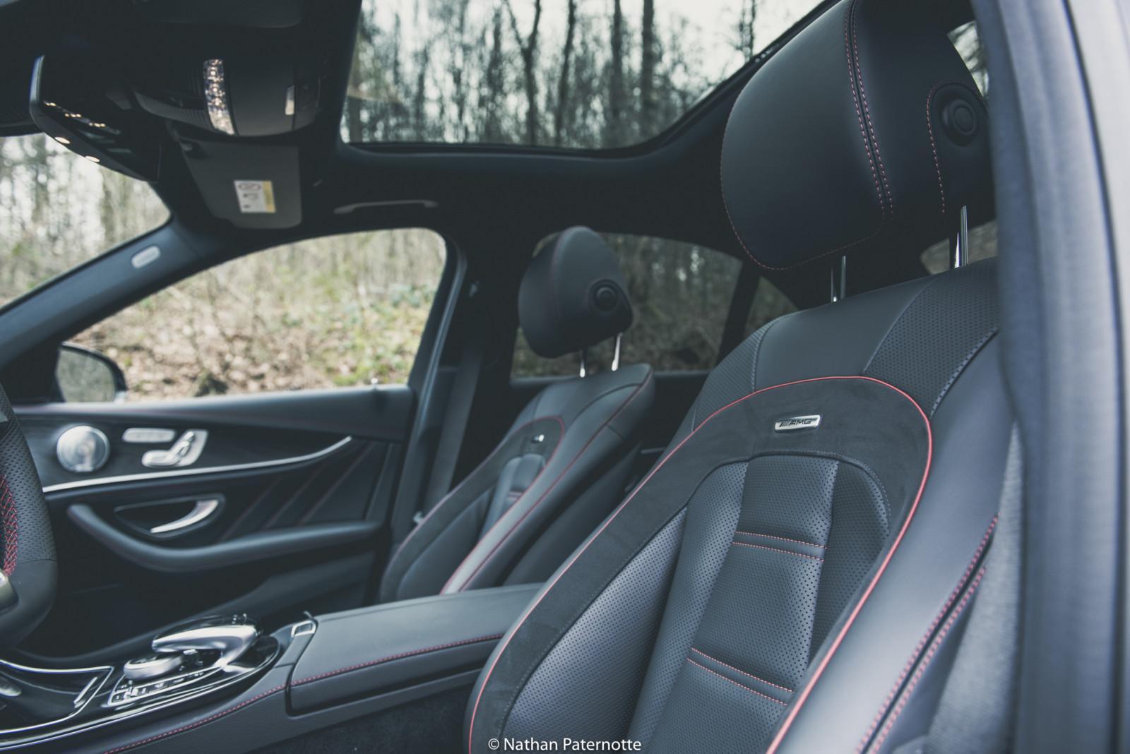 mercedes classe e 4 amg 15 - Essai : Mercedes-AMG E 43 4Matic