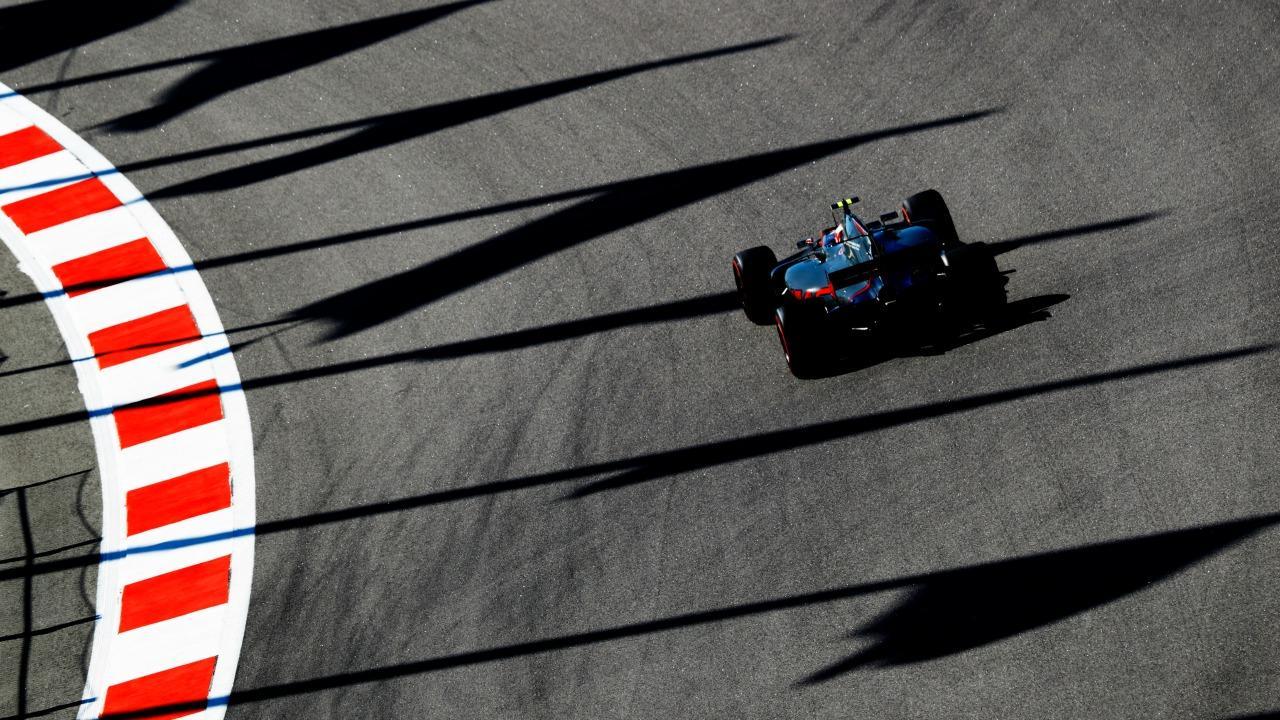 F1 - Grosjean a eu une journée