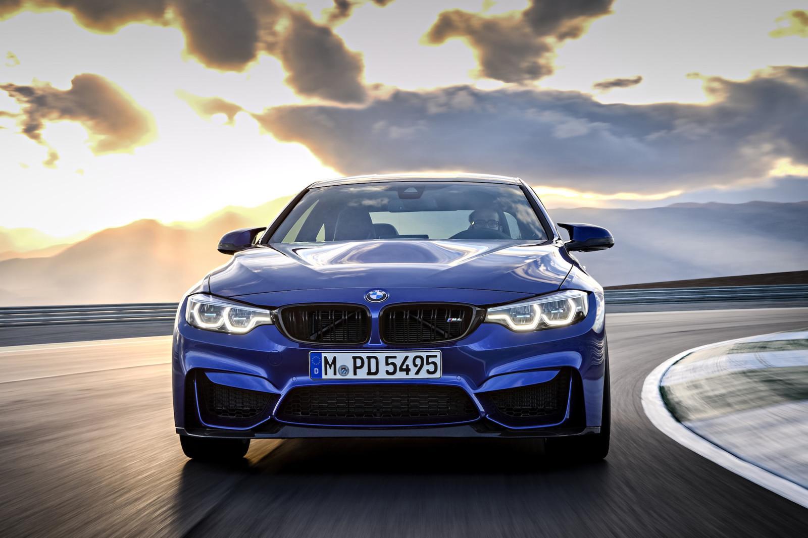 170419 BMW M4 CS 2 - BMW présente sa nouvelle M4 CS