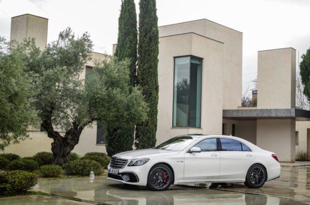 17C164 062 633x420 - Mise à jour pour la Mercedes Classe S