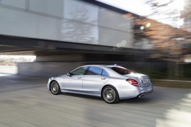17C247 15 630x420 - Mise à jour pour la Mercedes Classe S