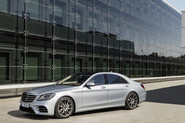 17C247 18 630x420 - Mise à jour pour la Mercedes Classe S