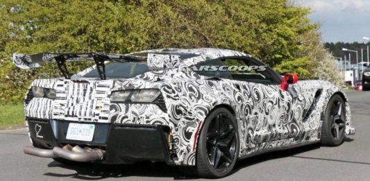Corvette ZR1 10 533x261 - Actualité automobile