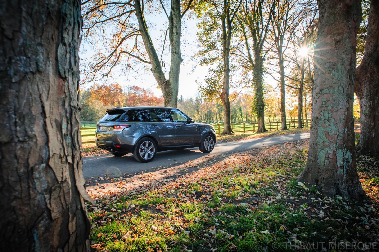 Photo de Essai : Range Rover Sport Hybrid SDV6