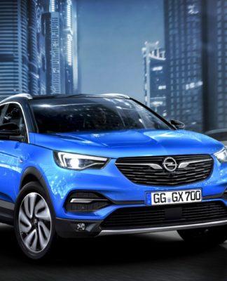 Opel Grandland X 305587 324x400 - Actualité automobile