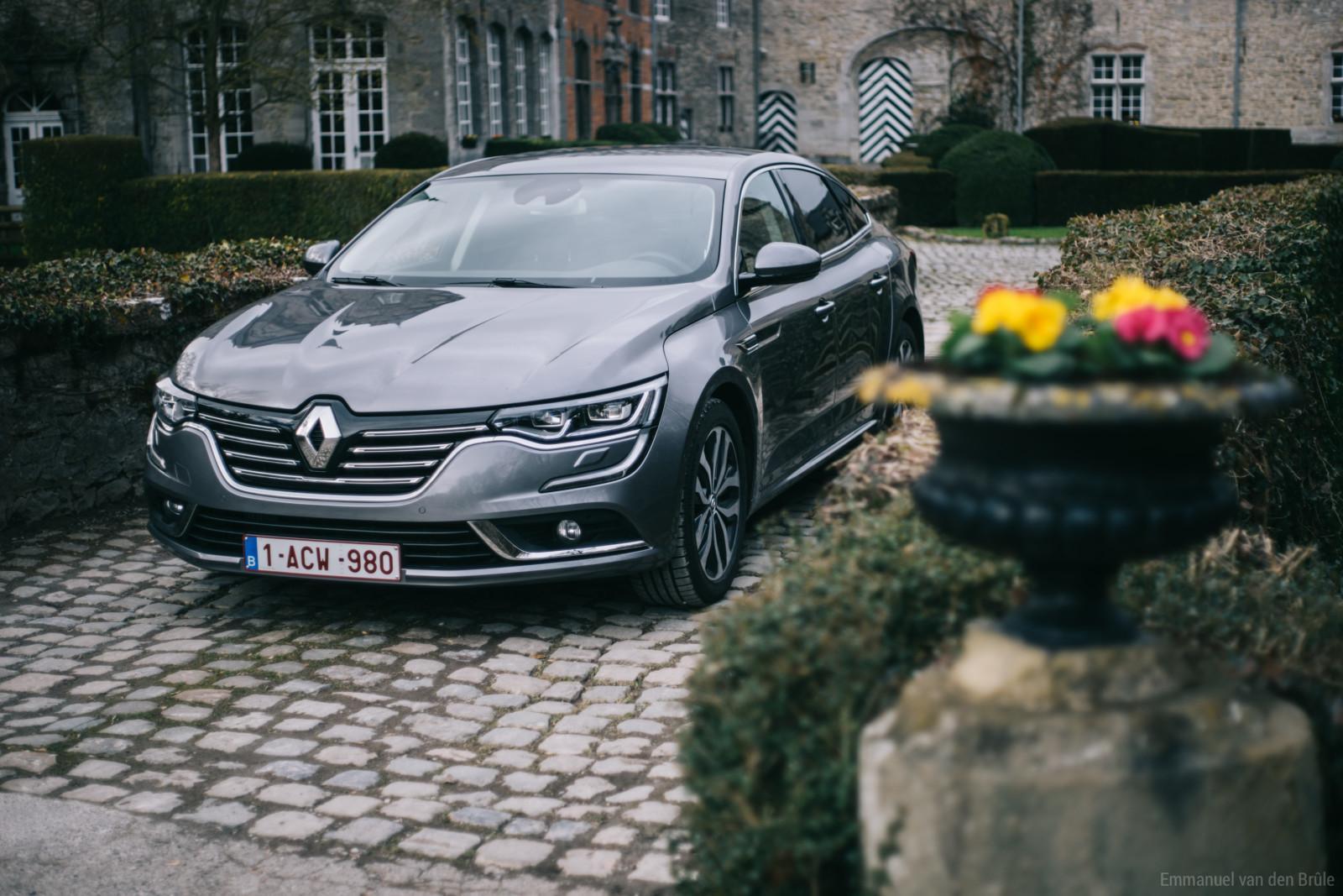 Photo de Essai : Renault Talisman TCe 150 EDC 4Control