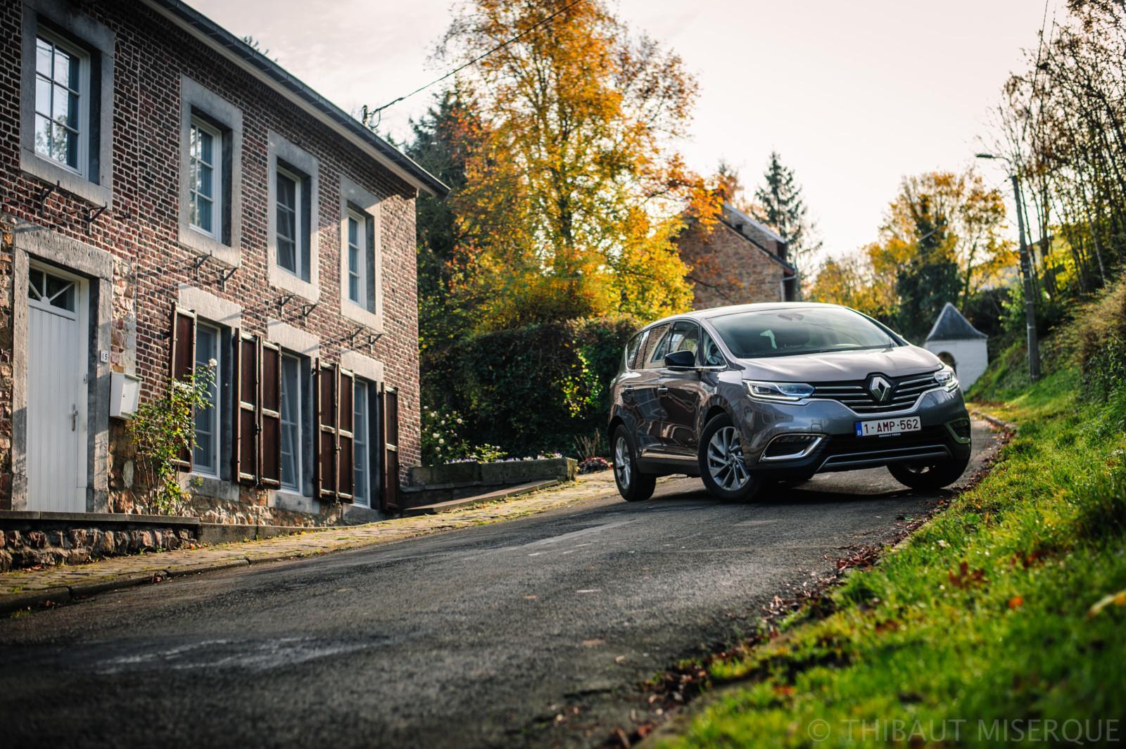 Photo de Renault Espace V 1.6 dci