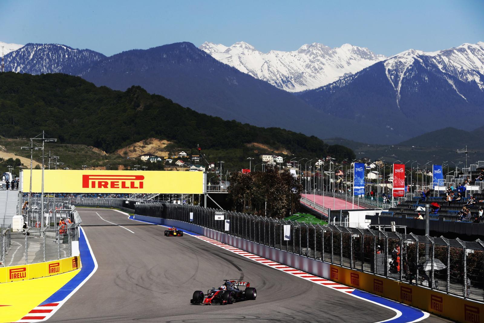 Journée un peu compliquée pour Haas F1