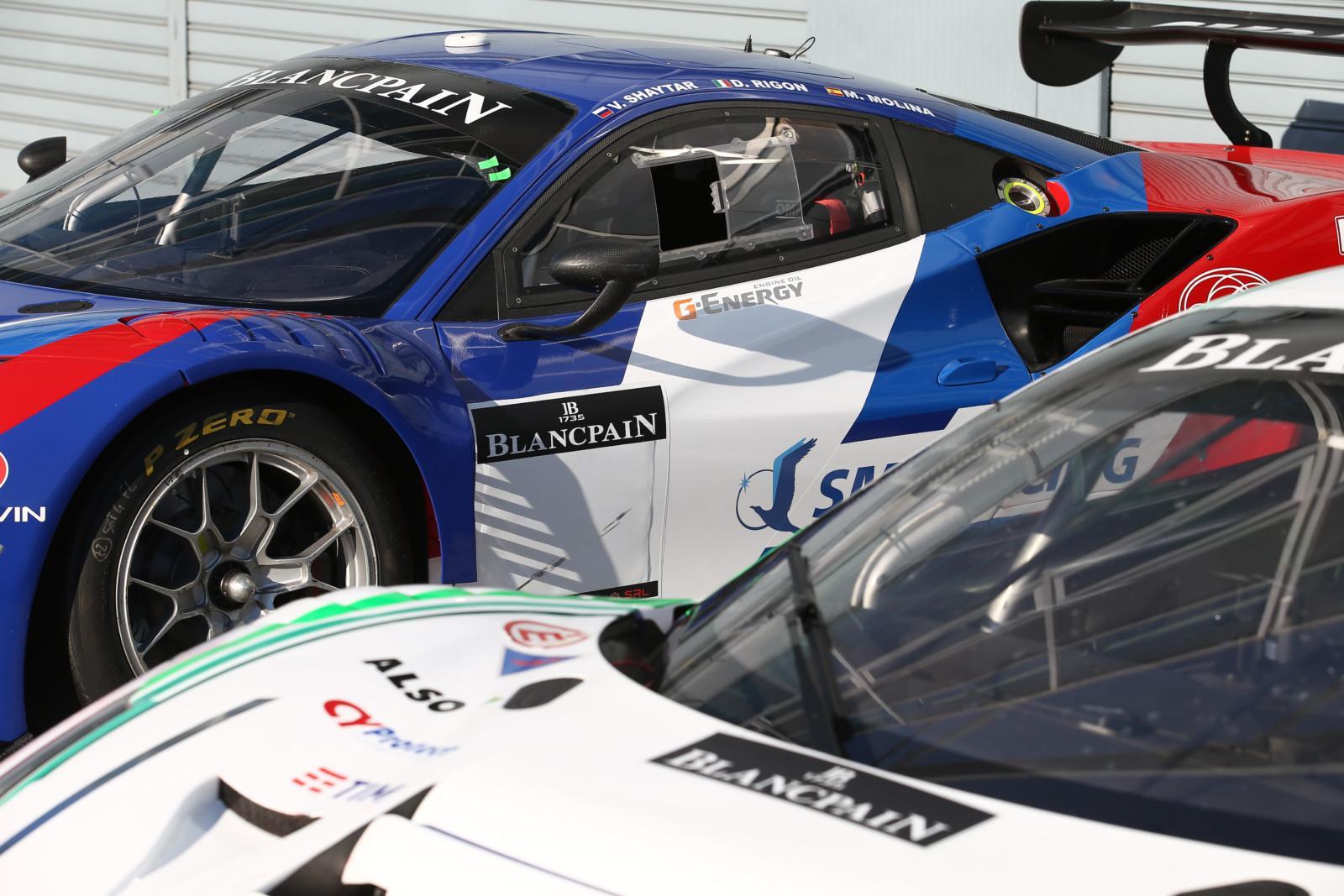 SMP Racing en tête des pré-qualifications à Monza sur la Ferrari 488