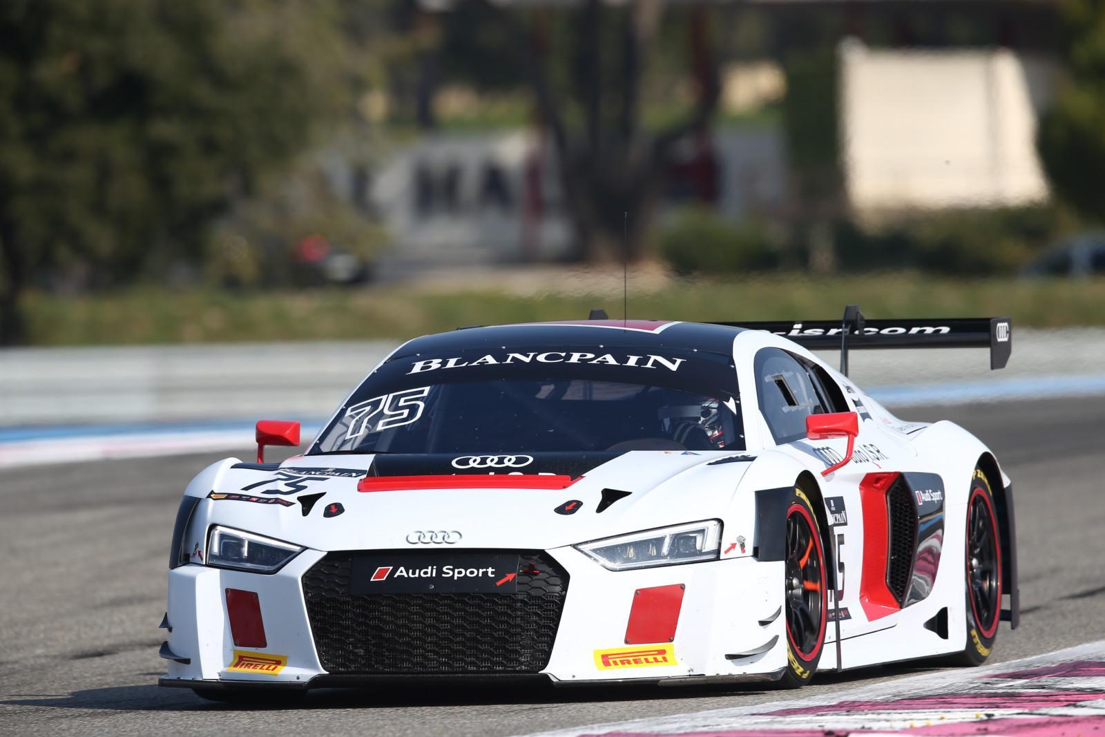 Audi ISR #75 Monza Free practice