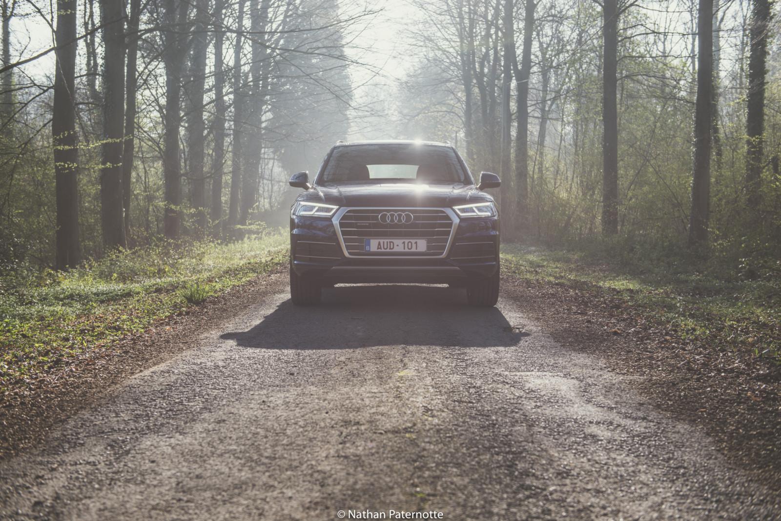 audi q5 quattro 2017 02 - Essai : Audi Q5 Quattro 190 TDI S-Tronic