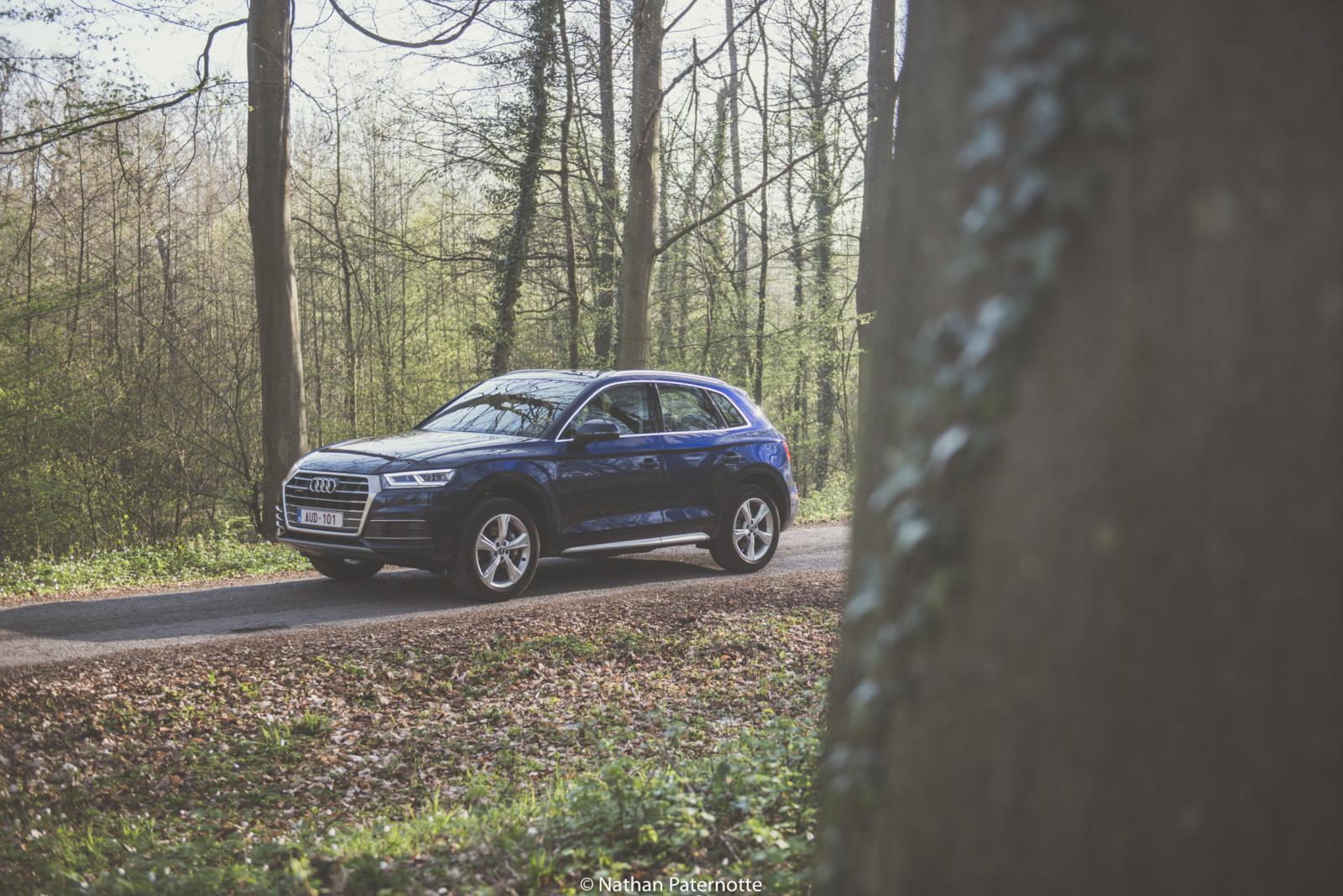 Photo de Audi Q5 : 230.000 exemplaires rappelés