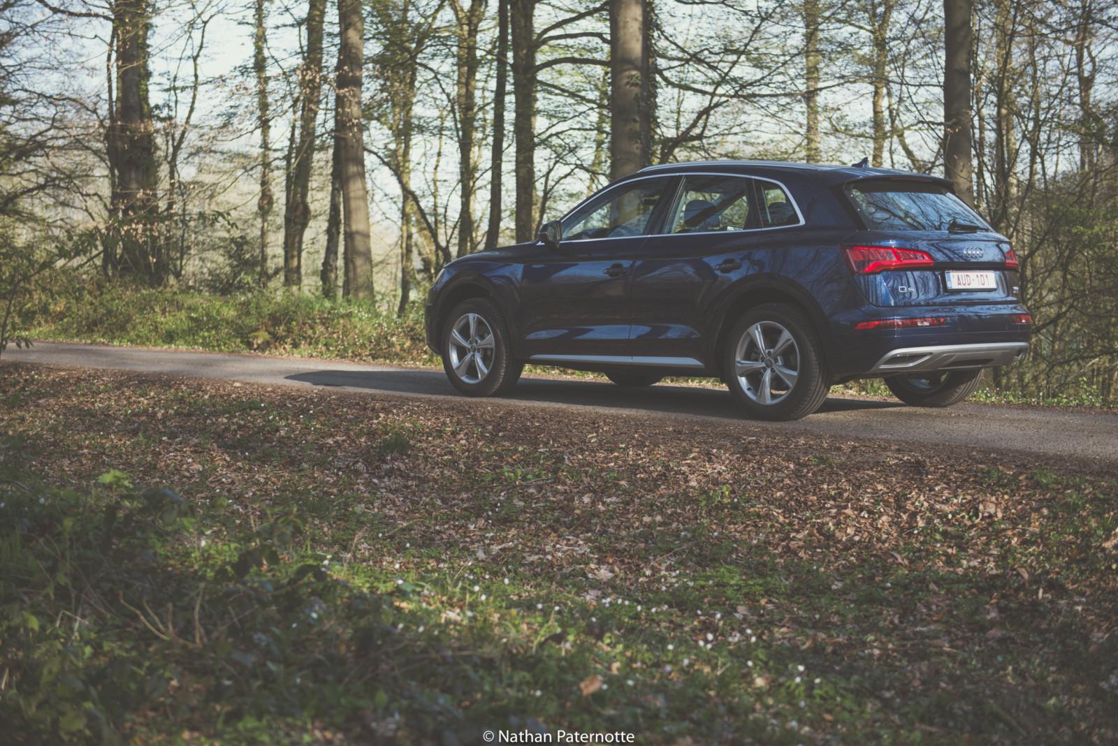audi q5 quattro 2017 08 - Essai : Audi Q5 Quattro 190 TDI S-Tronic