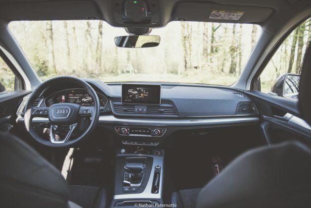 audi q5 quattro 2017 10 629x420 - Essai : Audi Q5 Quattro 190 TDI S-Tronic
