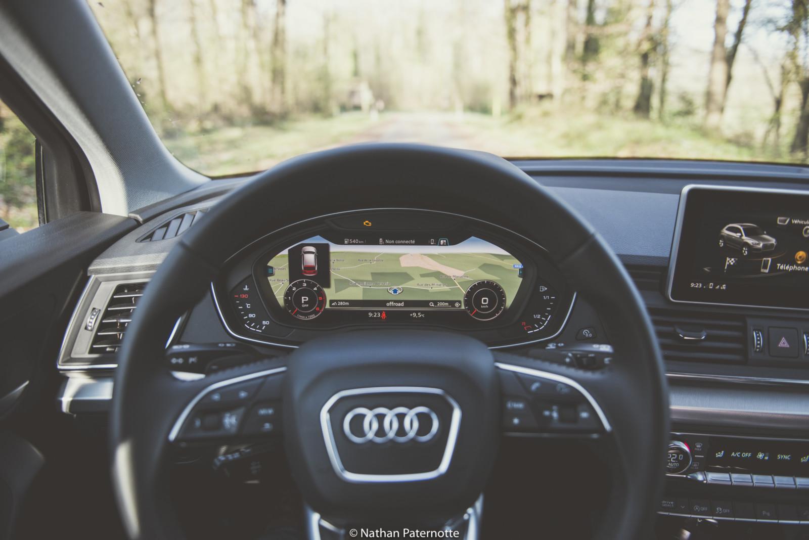 audi q5 quattro 2017 11 - Essai : Audi Q5 Quattro 190 TDI S-Tronic