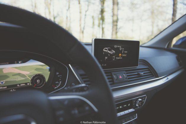 audi q5 quattro 2017 12 629x420 - Essai : Audi Q5 Quattro 190 TDI S-Tronic