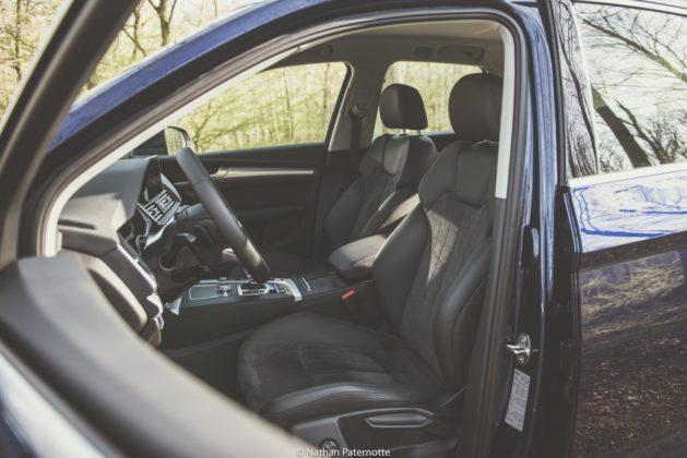 audi q5 quattro 2017 15 629x420 - Essai : Audi Q5 Quattro 190 TDI S-Tronic