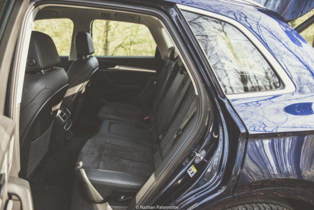 audi q5 quattro 2017 17 629x420 - Essai : Audi Q5 Quattro 190 TDI S-Tronic