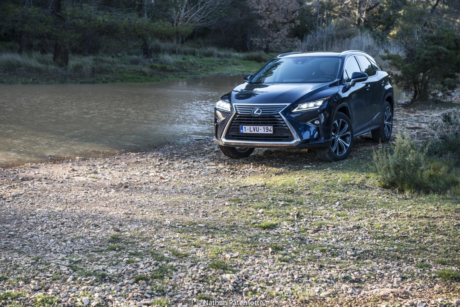 Photo de Essai : Lexus RX 200t