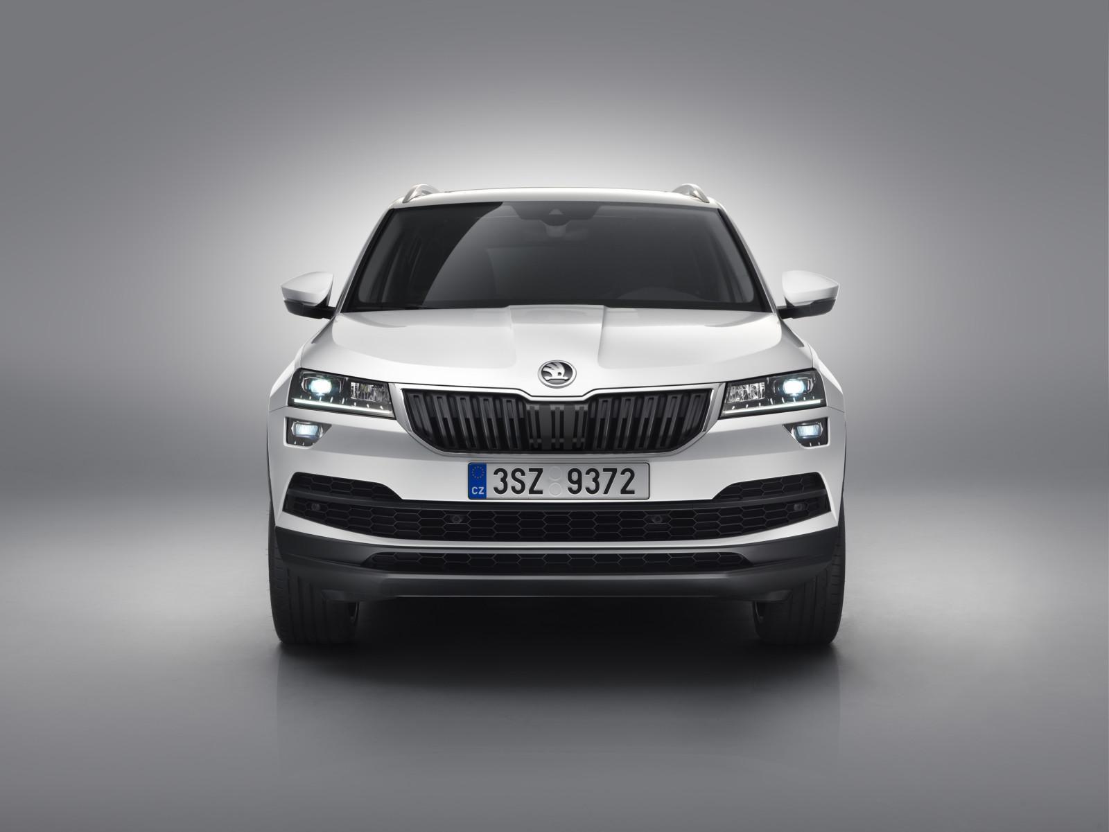 Ka 00019 - Skoda dévoile son nouveau SUV, le Karoq