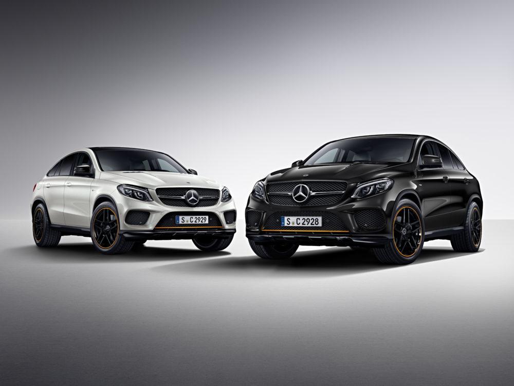 Une édition OrangeArt pour le Mercedes GLE Coupé