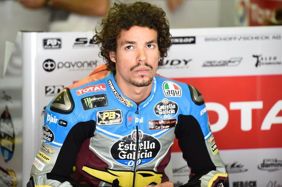 Morbidelli pour 3 ans avec Marc VDS en MotoGP