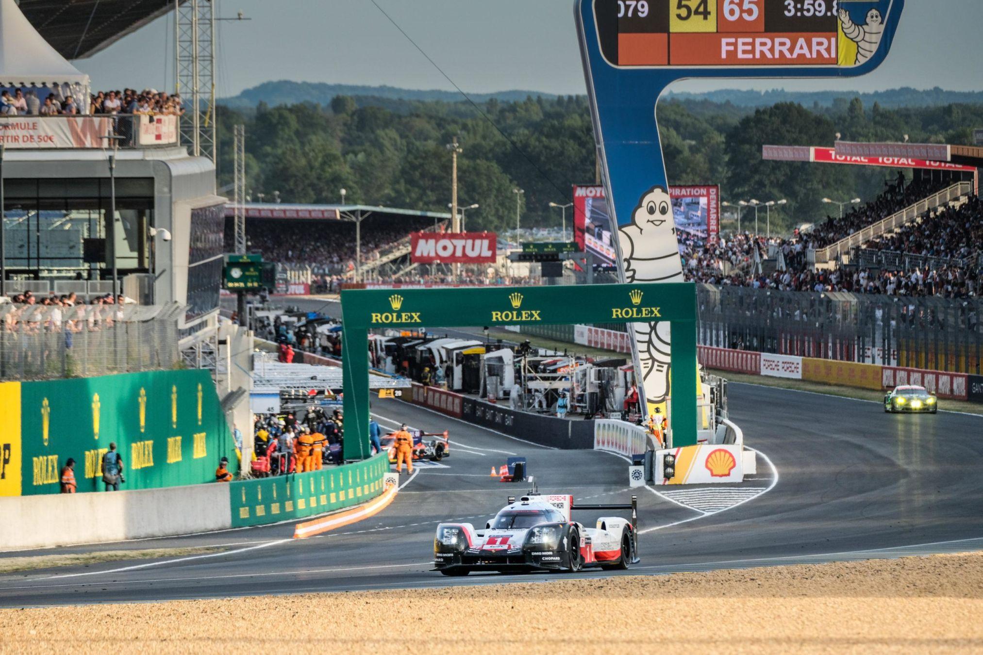 Le Mans - FIA WEC