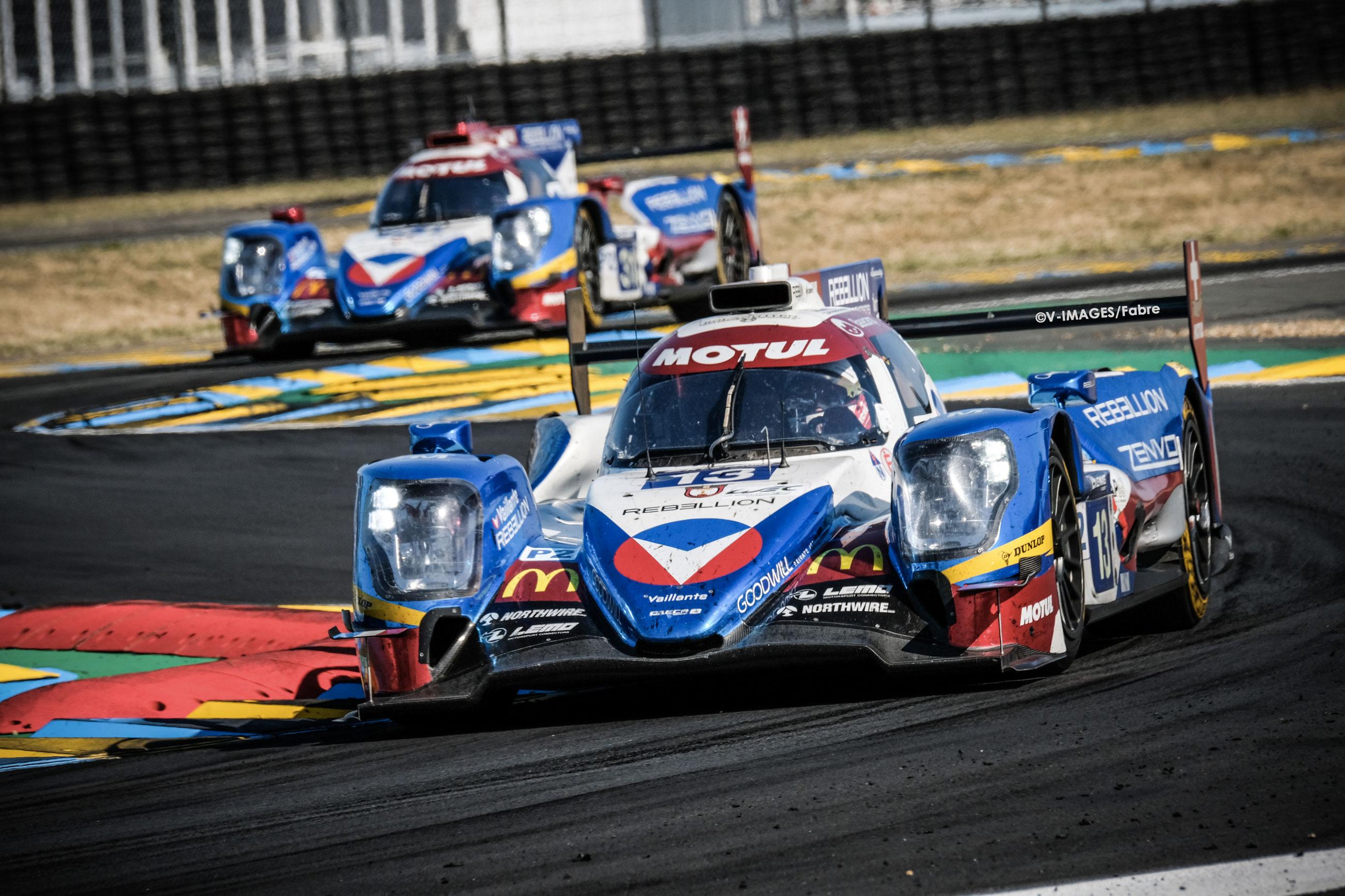 Endurance - 24 Heures du Mans : L'Oreca n°13 de Piquet Jr disqualifiée
