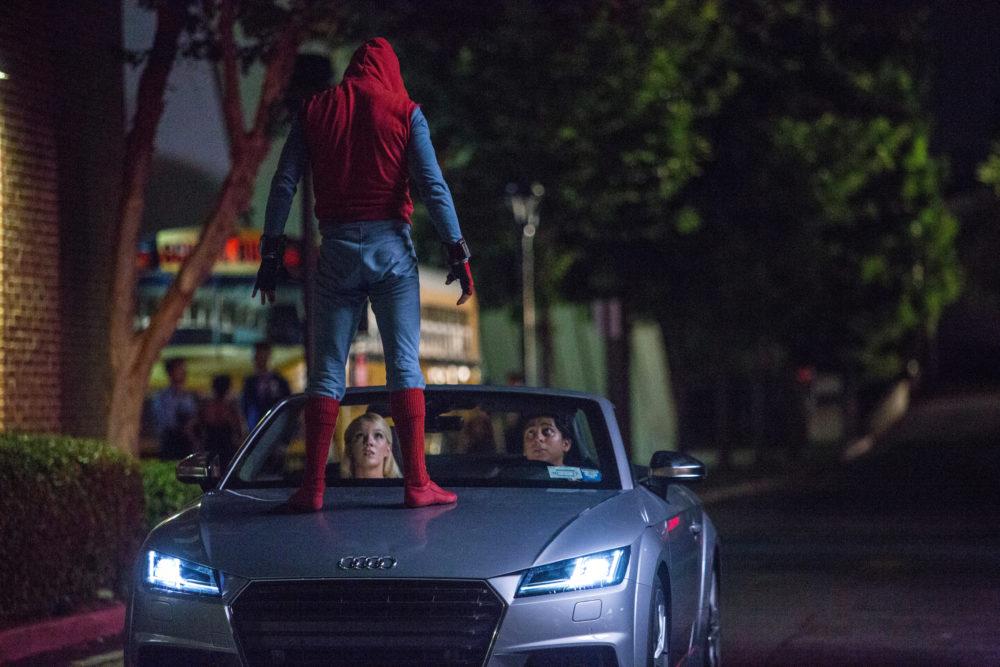 La nouvelle Audi A8 sera dévoilée dans le prochain Spider-Man