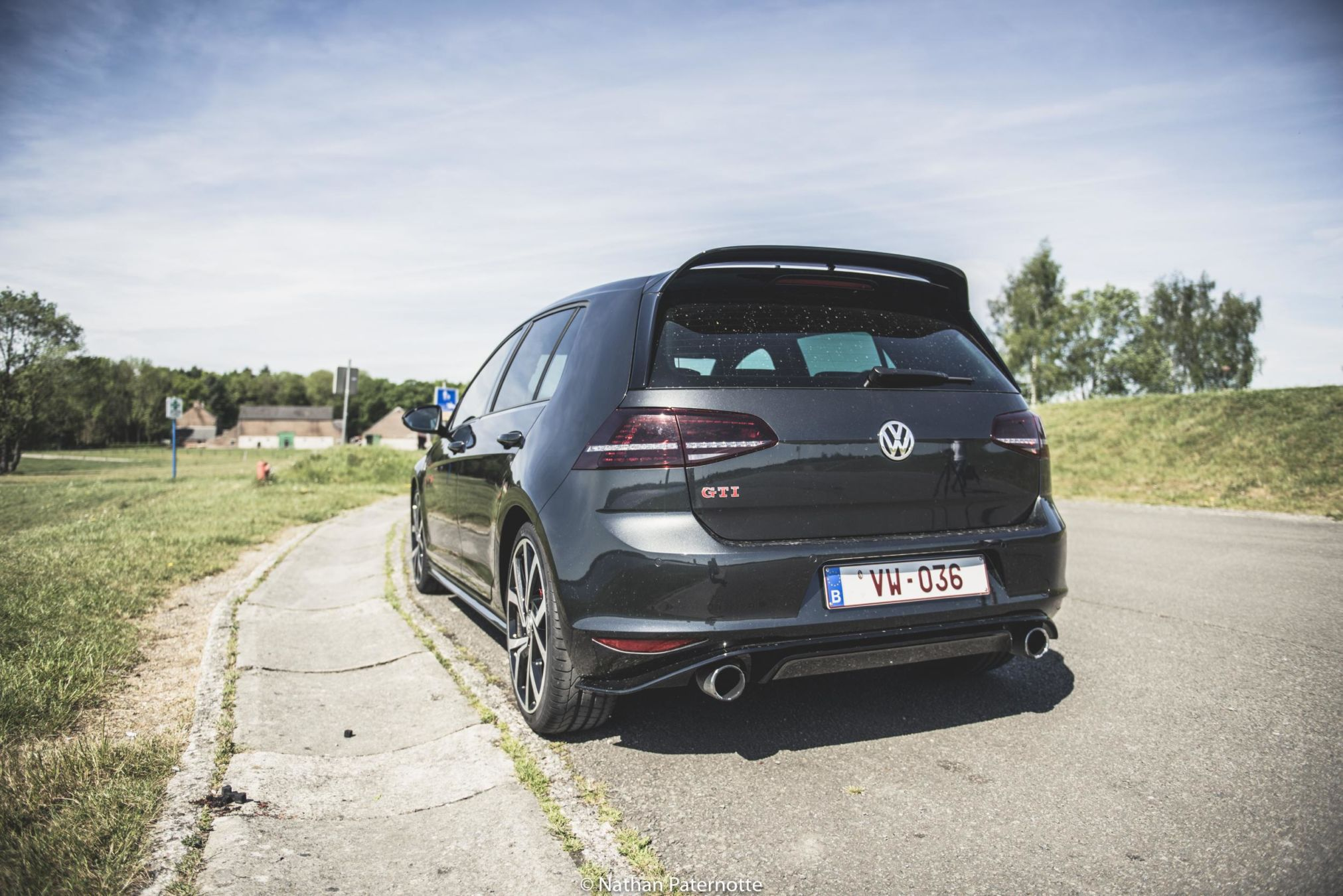 essai volkswagen golf vii gti clubsport actu. Black Bedroom Furniture Sets. Home Design Ideas