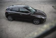 Photo de Essai : Hyundai i30 1.6 CRDi