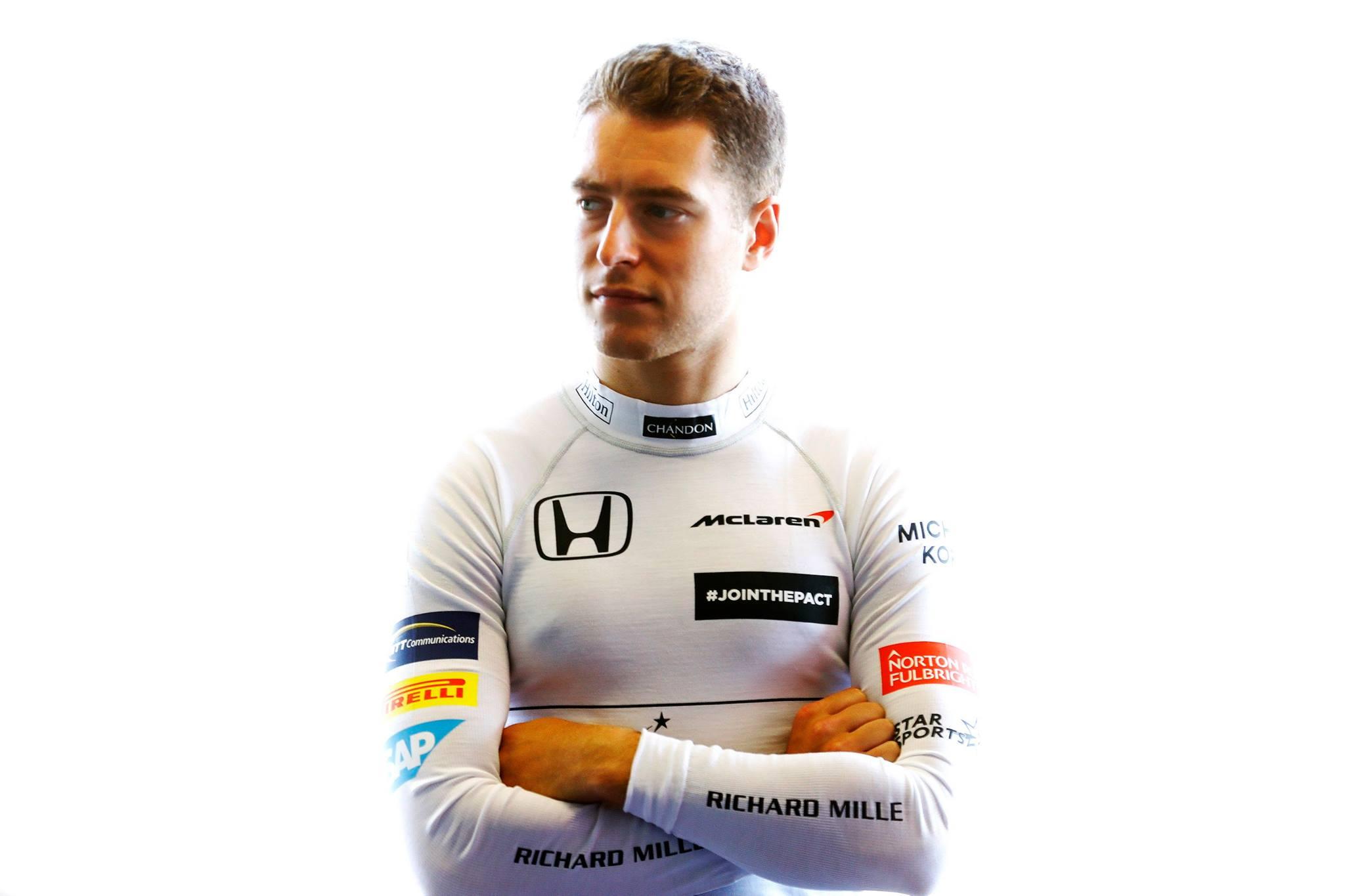 McLaren compte conserver Vandoorne