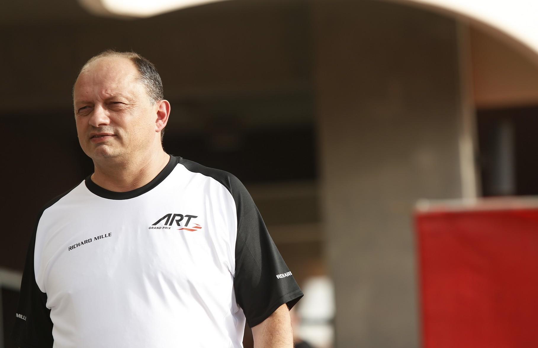 Frédéric Vasseur nouveau Team Principal de Sauber