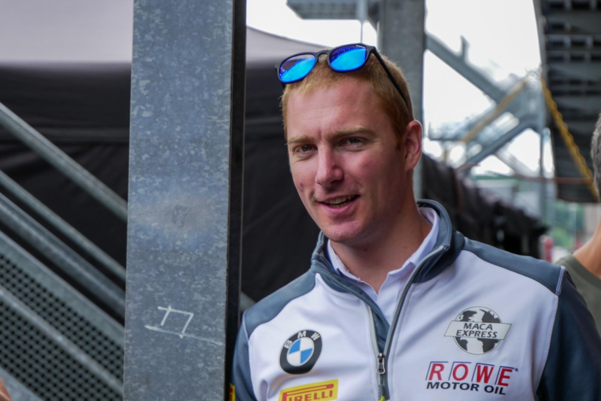 Maxime Martin BMW Rowe 99
