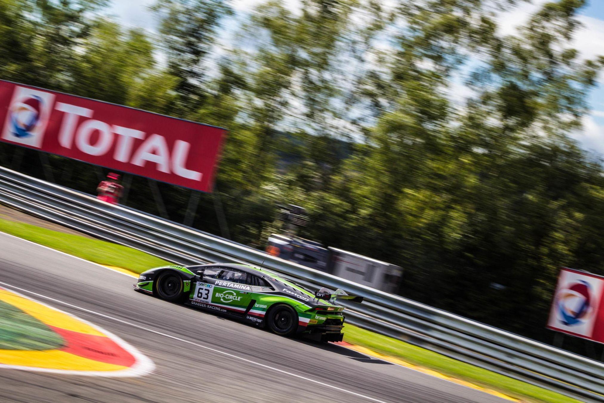 Lamborghini Grasser Racing