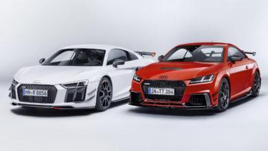 Photo de Audi Sport Performance Parts –  Nouvelle dynamique pour l'Audi R8 et l'Audi TT