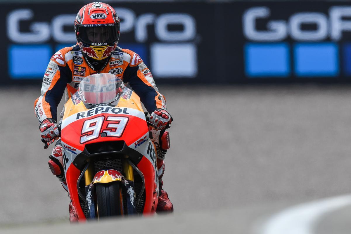 MotoGP : Nouveau triomphe pour Marquez au Sachsenring ! | Actu-Moteurs.com