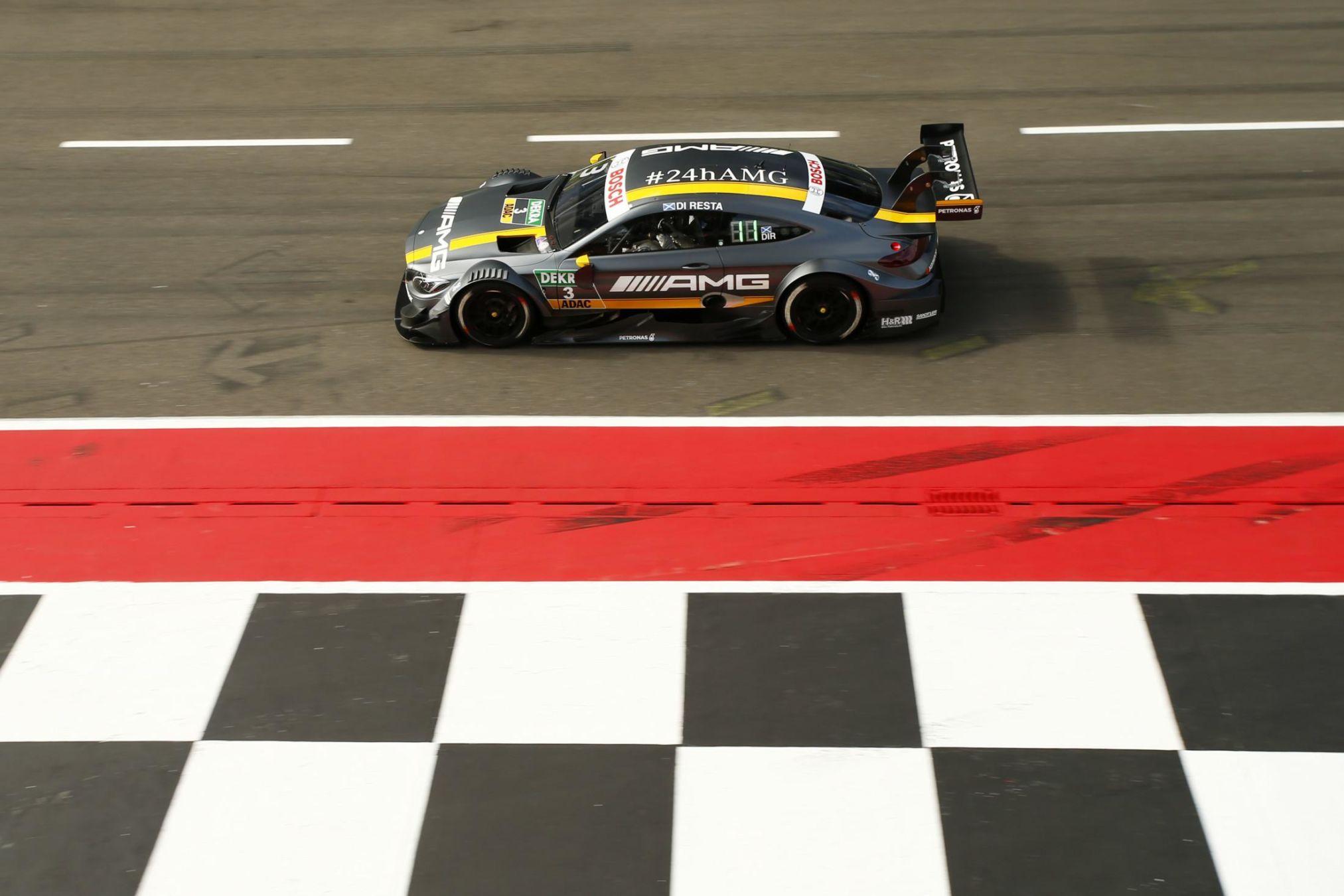 Mercedes a confirmé son engagement en Formule E — Mobilité durable