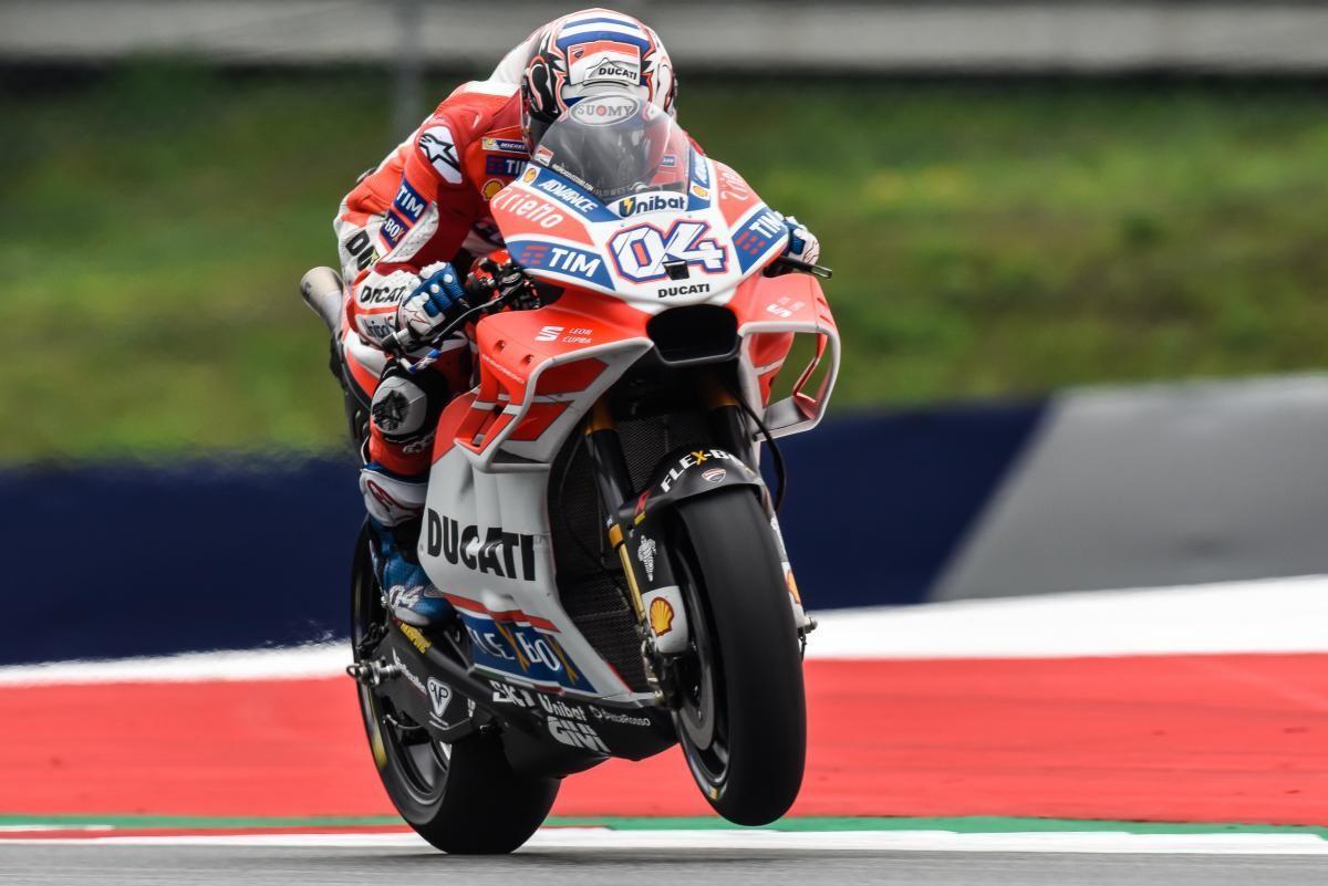 GP Autriche-MotoGP: Dovizioso sur le fil, Zarco 5e