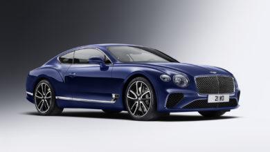 Photo de Bentley présente sa nouvelle Continental GT